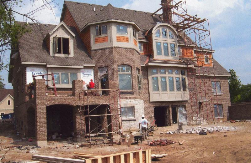 :this Is Just One Of The Many New Construction Homes We Have Done